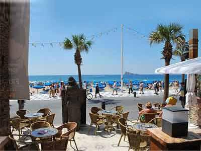 Bendiorm Stripper Beach Front Venue