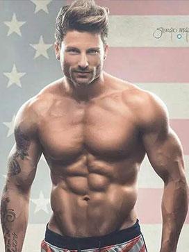 Javi Male Stripper Benidorm