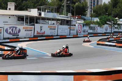 Benidorm Karting Activity