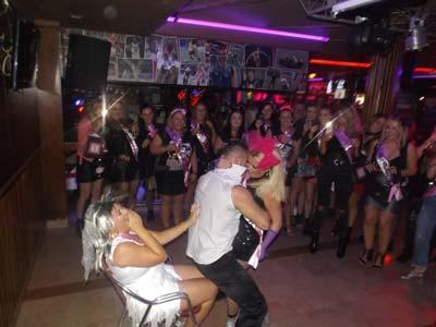 Benidorm Stripper Venues Night