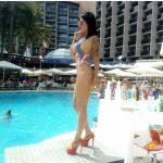 Nikki female stripper bendiorm 1